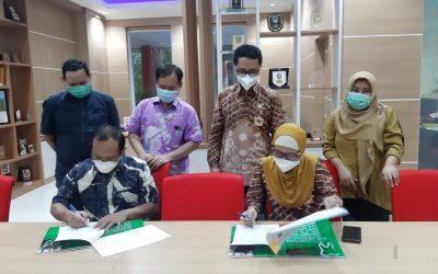 FKG Unhas dan FKG Lambung Mangkurat Perpanjang Kerjasama