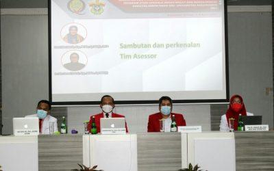 Lam-PTKes Visitasi PPDGS Bedah Mulut dan Maksilofasial FKG Unhas