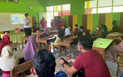 FKG Unhas Gelar Kegiatan Bina Desa Mahasiswa Tematik COVID-19